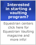 FEI International Vaulting